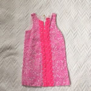 Lilly Pulitzer for Target girls shift dress sz 5T